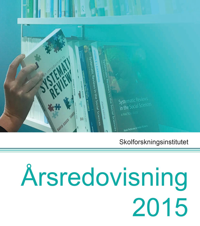 Årsredovisning 2015 omslag