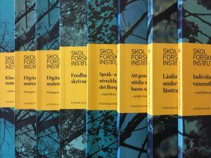 Beställ böcker, systematiska översikter som tryckt bok
